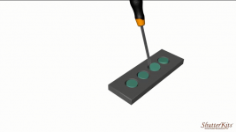 Screw Hole Plug Breakout Photo