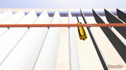 Adjust Blade Tensioning Screw to Tighten Blade Rotation