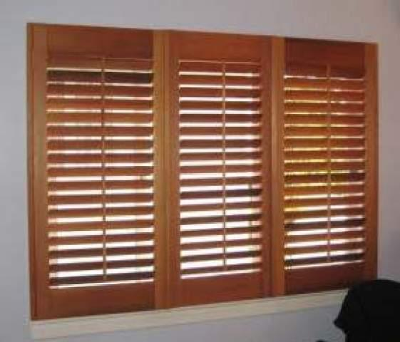 Alan 39 s louvre shutters diy shutter kit sets - Plantation shutters kits ...