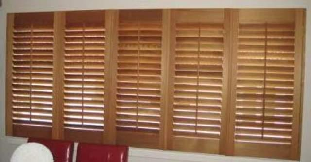 Alan 39 s plantation shutters diy shutter kit sets - Plantation shutters kits ...