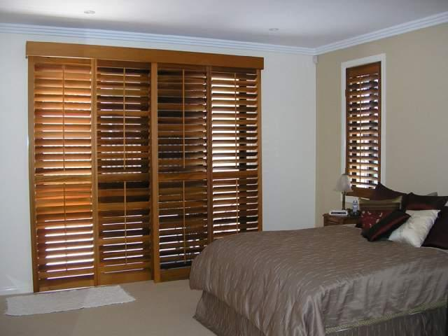 Sliding shutter doors diy shutter kit sets - Plantation shutters kits ...