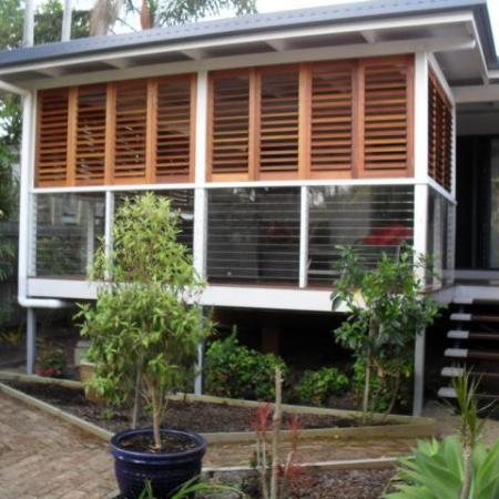 Is there any areas in your home you need to liven up? Western Red Cedar Moveable Blade Shutters will do the trick. Western Red Cedar Moveable Blade Shutters brings any room to life, especially the entertainment area.