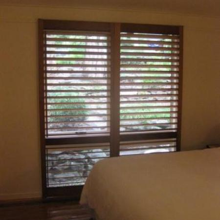 Western Red Oiled Cedar Shutters creates a sense of warmth and privacy for any room. The warm rich colour of oiled cedar and ability to exclude light gives your home exactly that.Beautifully manufactured to last, with minimal care, for a lifetime ShutterKits has the perfect product.