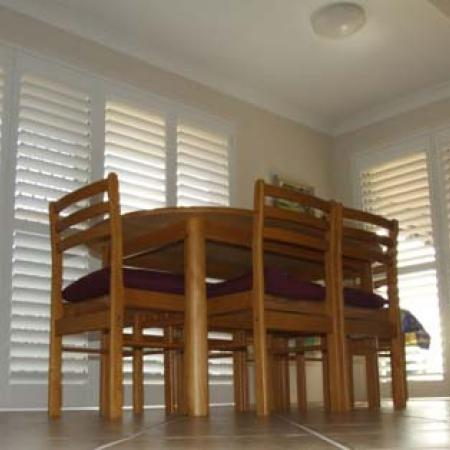 White Shutters for your home? The clever use of White Plantation Shutters not only blocks harsh sunlight but adds beauty and interest to your home while still keeping rooms light. Shutterkits offer only the best shutters in the industry.