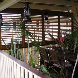 Versatile and hard wearing yet beautiful to look at Cedar Plantation Shutters will suit every application. Sarah's home is kept cool in summer and warm in winter by the use of Plantation Shutters made out of Cedar. It has great insulation properties to regulate the temperature of your home.